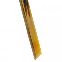 łyżka Pasotti - z prawdziwego rogu bawoła wodnego