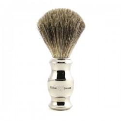 EJ, 81SB35911 Pędzel do golenia E.Jagger, pure badger, chrom