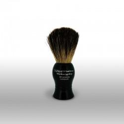 Taylor - pędzel St James do golenia czarny 9,5cm, 100% borsuk
