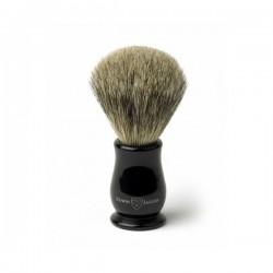 EJ, IECSBbb Pędzel do golenia Edwin Jagger Chatsworth best badger, czarny
