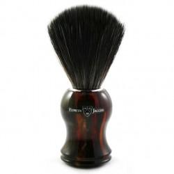 EJ, 21P33 Pędzel do golenia E.Jagger, włosie syntetyczne, imitacja skorupy żółwia