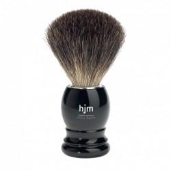 Mühle/HJM/NOM 181P26 Pędzel do golenia Pure Badger czarny