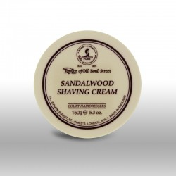 TOBS Krem do golenia 150g  w tyglu - Sandalwood