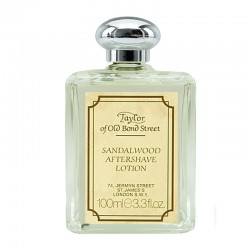 Taylor of Old Bond Street Sandalwood 100ml - aftershave