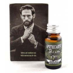 "Olejek do brody  Apothecary87 ""Receta Original"" 10ml"
