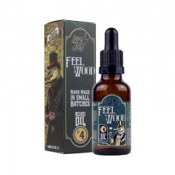 Hey Joe, olejek do brody No 4 Feel Wood 30ml