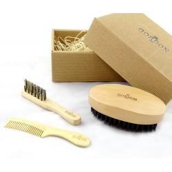 Gordon - zestaw do pielęgnacji brody i wąsów