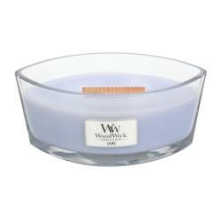 WoodWick®, Świeca Hearthwick - Lilac, Kolorowy i wonny bez, 50 godzin