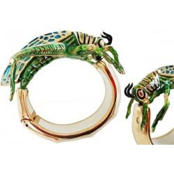 Mosiężna bransoletka Pasotti Br K16 - Grasshopper Bracelet