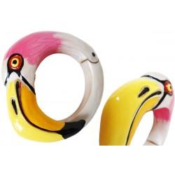 Mosiężna bransoletka Pasotti Br K9 - Flamingo Bracelet