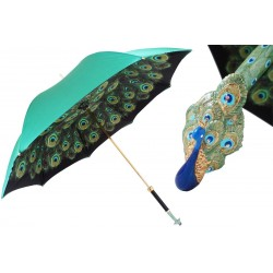 PASOTTI Parasol Damski Luxury Peacock, 189 Hawaii K18