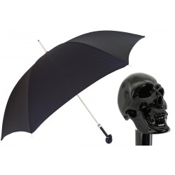 PASOTTI Parasol Męski Black Skull