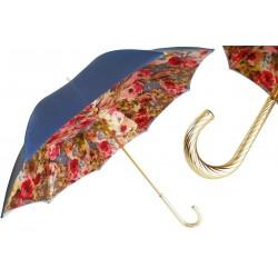 PASOTTI Parasol Damski FLOWERS INSIDE