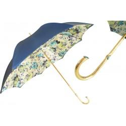 PASOTTI Parasol Damski Blue Flowered, 189 5E407 22 P5