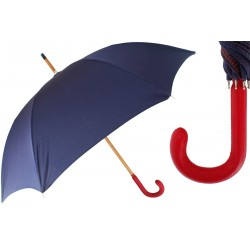 Parasol Pasotti Bespoke, Red Leather Handle, 142 Pto CN3 P