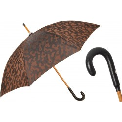 Parasol Pasotti Brown Camouflage, 142 11780-11 P
