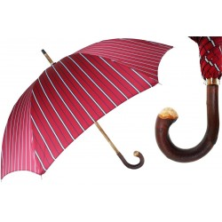 Parasol Pasotti Solid Chestnut with Knob End, 140 Bruce-3 CBR