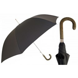 Parasol Pasotti  Elegant Leather Handle , 478 6768-3 A23
