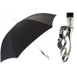 Parasol Pasotti  Silver Knuckleduster, 478 6768-1 W84