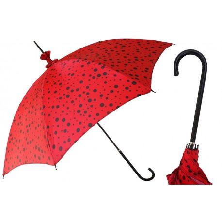 Parasol Pasotti Manual Opening Ladybug, Rainproof, 354ne 56393-1 D1