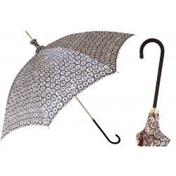 Parasol Pasotti Manual Opening Circles, Rainproof, 354or 5E438-3 D1