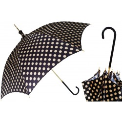 Parasol Pasotti Manual Opening Polka Dot, Rainproof, 354or 55874-164 D1V