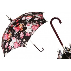 Parasol Pasotti Manual Opening Flowered, Rainproof, 354ni 52693-68 D1V