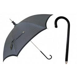 Parasol Pasotti Manual Opening Pied de Poule, Rainproof, 354ni 1408-20 D1