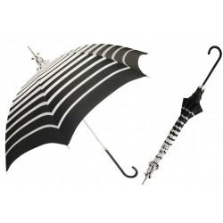 Parasol Pasotti Manual Opening Striped, Rainproof, 354ni 21285-2 D1