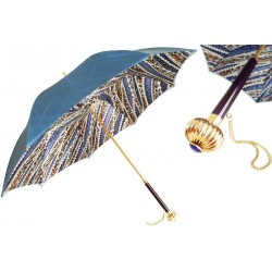 Parasol Pasotti Fantastic with Pearls ad Cheetah Print, 189 5A003-33 U14