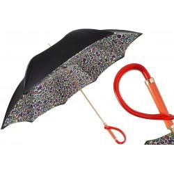 Parasol Pasotti Black, Multicolor Speckled Interior, podwójny materiał, 189 5E367-1 A