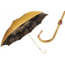 Parasol Pasotti Mustard with Dark Style Interior, podwójny materiał, 189 5A143-1 B10