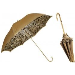 Parasol Pasotti Gold Speckled, podwójny materiał, 189 1411-29 C22