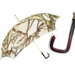 Parasol Pasotti Classic Design with Bridles Print, 20 58152-2 G17