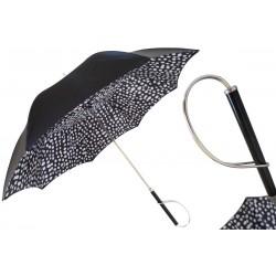 Parasol Pasotti Umbrella with Brush Stroke Print, podwójny materiał, 189N 5E476-2 S