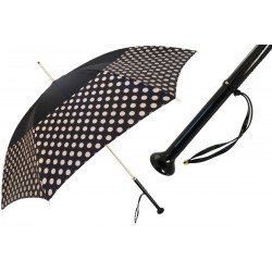 Parasol Pasotti Polka Dot Striped, 337 55874-164 H16