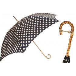 Parasol Pasotti Bamboo Handle Polka Dot, 20 55874-164 B