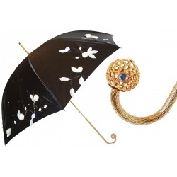 Parasol Pasotti Luxury Hand Embroidered, 280 Plat-30 P6