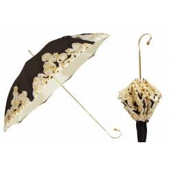 Parasol Pasotti Marvellous Bouquet, podwójny materiał, 240 Plat-30 P18